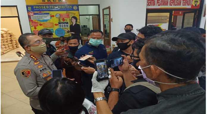 Arie Ardiam Kaplres Jakarta Timur
