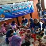 Alumni SMPN 84 'Berani' Qurban Tiga Ekor Sapi