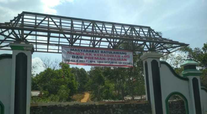 Jelang Pilkada, Keamanan Cianjur Tidak Kondusif. Wartawan Diancam Sajam