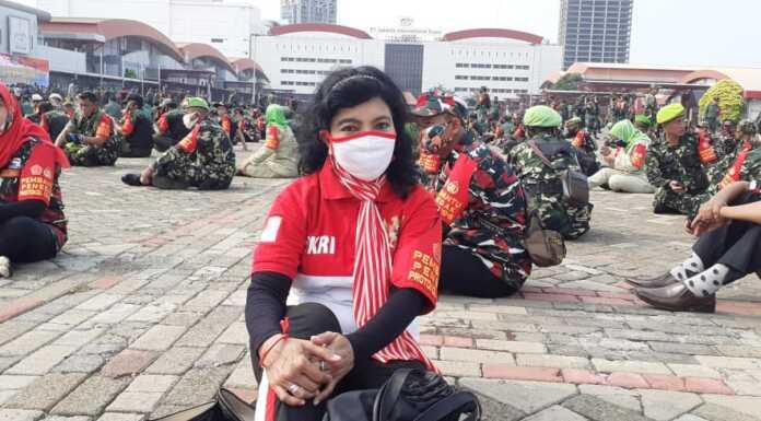 Ketua DPD DKI Gercin. Foto: Istimewa.