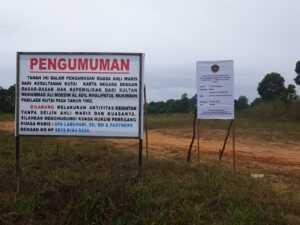 Kasus Tanah Samboja di Kaltim, Pengacara: Perintah Presiden Jokowi Bayar Tanah Rakyat, tak Dipeduli Perusahaan BUMN