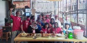 Ultah DPD Gercin DKI Jakarta, Membahas Lima Butir Pancasila Sebagai Fondasi NKRI. Foto: Arman/Jakarta.terkini.id.