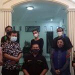 GRPP Hadir, Siap Melawan yang Merongrong Pancasila. Foto: Arman/ Jakarta.terkini.id.